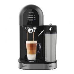 Ημιαυτόματη Καφετιέρα Espresso Power Instant-ccino 20 Chic Serie Nera 20 Bar Χρώματος Μαύρο Cecotec CEC-01590