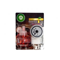 Ηλεκτρικό Αποσμητικό Χώρου Airwick Essential Oils Mulled Wine 19 ml IPOV099f