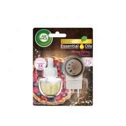 Ηλεκτρικό Αποσμητικό Χώρου Airwick Essential Oils Merry Berry 19 ml IPOV099g