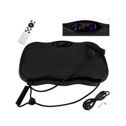 Πλατφόρμα Step Παθητικής Γυμναστικής για όλο το Σώμα με Δόνηση - Τηλεχειριστήριο και Bluetooth 53 x 32 x 12 cm Malatec 7863