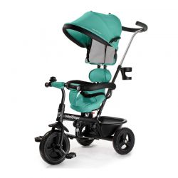 Τρίκυκλο Παιδικό Ποδήλατο - Καρότσι Baby Tiger Fly Χρώματος Πράσινο