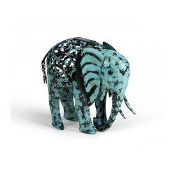 Ηλιακό Φωτιστικό Ελέφαντας 28 x 13.5 x 21 cm Inkazen 40002121