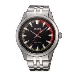 Ανδρικό Ρολόι με Μεταλλικό Μπρασελέ Orient SQC0U004B0
