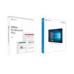 Microsoft Office Professional Plus 2019 1 PC Key + Windows 10 Home 32/64-bit (Multilanguage)