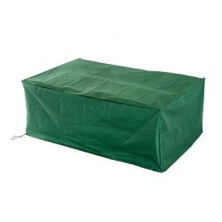 Ορθογώνιο Προστατευτικό Κάλυμμα για Έπιπλα Κήπου 210 x 140 x 80 cm Outsunny 2/1/0180