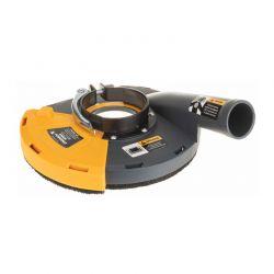 Προφυλακτήρας Γωνιακού Τροχού Συλλογής Σκόνης 230 mm POWERMAT PM-OSK-180T