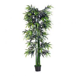Τεχνητό Φυτό Μπαμπού 180 cm Outsunny 844-196