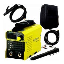 Ηλεκτροκόλληση Inverter MMA 300A LCD 230V IGBT Kraft&Dele KD-1832