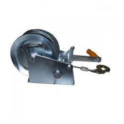 Χειροκίνητος Εργάτης - Βίντσι Τρέιλερ 8 m 540 Kg με Μανιβέλα MWS17076