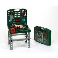 Φορητό Παιδικό Παιχνίδι Μίμησης Πάγκος Εργασίας με Αξεσουάρ 41.5 x 38.5 x 76.5 cm Bosch Klein 8681