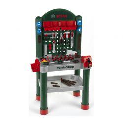 Παιδικό Παιχνίδι Μίμησης Πάγκος Εργασίας 79 τμχ Bosch Klein 8382