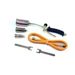 Φλόγιστρο Αερίου με Μπουρού και 3 Ακροφύσια MAR-POL M78391