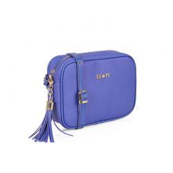 Γυναικεία Τσάντα Χιαστί Χρώματος Μπλε Beverly Hills Polo Club 1103 668BHP0124