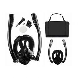 Μάσκα Θαλάσσης Full Face με Διπλό Αναπνευστήρα L / XL SPM 10933