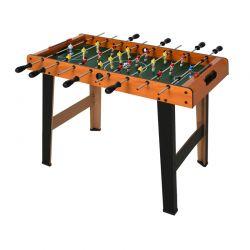Ξύλινο Επιτραπέζιο Ποδοσφαιράκι με 8 Σειρές 40 x 84.5 x 61.5 cm HOMCOM A70-052