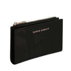 Γυναικείο Πορτοφόλι Χρώματος Μαύρο Laura Ashley Gilbert 654LAS2181
