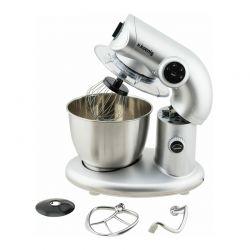 Κουζινομηχανή 1000 W Χρώματος Ασημί H.Koenig KM80