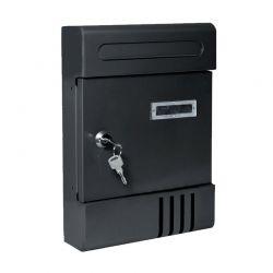 Γραμματοκιβώτιο 21 x 7 x 30 cm Χρώματος Γκρι MWS14496