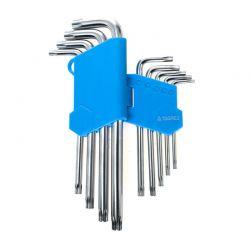 Σετ Κλειδιά Allen T10 - T50 9 τμχ TAGRED TA1045