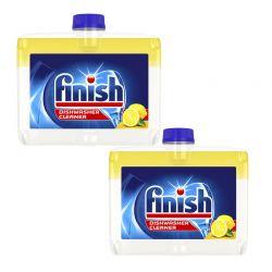 Υγρό Καθαριστικό Πλυντηρίου Πιάτων Finish 250 ml 2 τμχ Finish-L-2x250ml
