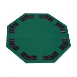 Πτυσσόμενη Επιφάνεια Τραπεζιού Πόκερ 1.2 m HOMCOM B8-0001