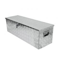 Κουτί Αποθήκευσης Αλουμινίου 122 x 38 x 38 cm Grafner 20491