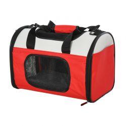 Επεκτάσιμη Πτυσσόμενη Τσάντα Μεταφοράς Κατοικίδιων 41 x 47.5 x 29 cm PawHut D00-106