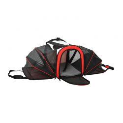 Επεκτάσιμη Πτυσσόμενη Τσάντα Μεταφοράς Κατοικίδιων 50 x 85 x 32 cm PawHut D00-107V01