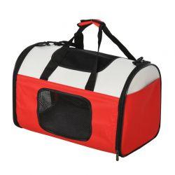 Επεκτάσιμη Πτυσσόμενη Τσάντα Μεταφοράς Κατοικίδιων 50 x 57.5 x 32 cm PawHut D00-106V01