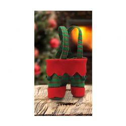 Χριστουγεννιάτικη Τσάντα Δώρου Elf Pants SPM DYN-5056113206872