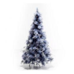 Χριστουγεννιάτικο Δέντρο 1.50 m Χρώματος Γκρι HOMCOM 830-127