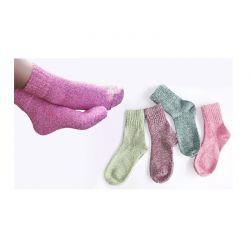 Σετ Χειμερινές Πολύχρωμες Κάλτσες 4 Ζευγάρια SPM DYN-5056113236404