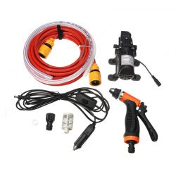 Σετ Ηλεκτρικό Σύστημα Καθαρισμού Αυτοκινήτου Υψηλής Πίεσης 80 W 12 V GEM BN1550