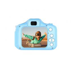 Παιδική Ψηφιακή Φωτογραφική Μηχανή Χρώματος Μπλε SPM 5908222214128-Blue