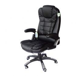 Καρέκλα Γραφείου Μασάζ 6 Σημείων HOMCOM A2-0055