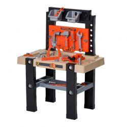 Παιδικό Παιχνίδι Μίμησης Πάγκος Εργασίας με Εργαλεία 64 τμχ HOMCOM 350-056