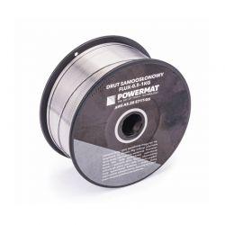 Θωρακισμένο Σύρμα Ηλεκτροσυγκόλλησης 0.8 mm 1 Kg POWERMAT PM-0911
