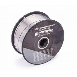 Θωρακισμένο Σύρμα Ηλεκτροσυγκόλλησης 0.9 mm 1 Kg POWERMAT PM-0912