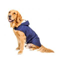 Αδιάβροχο Σκύλου με Κουκούλα και Ανακλαστικές Λωρίδες SPM DYN-50590590803