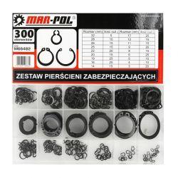 Σετ Δακτύλιοι Ασφαλείας 300 τμχ MAR-POL M66482