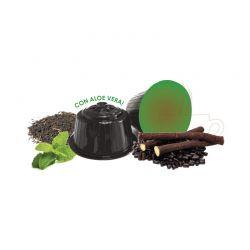 Κάψουλες Πράσινου Τσαγιού με Μέντα και Γλυκόριζα Neronobile