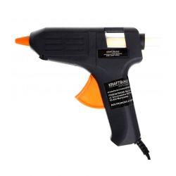 Ηλεκτρικό Πιστόλι Θερμικής Σιλικόνης 40 W με Αξεσουάρ Kraft&Dele KD-10350