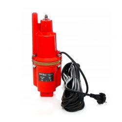 Ηλεκτρική Υποβρύχια Αντλία Όμβριων & Καθαρών Υδάτων 450 W Χρώματος Κόκκινο Kraft&Dele KD-750-CZ