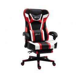 Καρέκλα Gaming με Υποπόδιο 69 x 63 x 122-132 cm Vinsetto 921-357