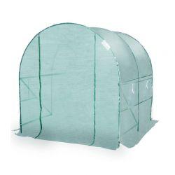 Μεταλλικό Θερμοκήπιο Τούνελ 245 x 200 x 198 cm Outsunny 01-0456