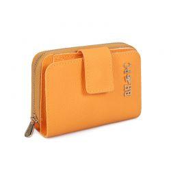 Γυναικείο Πορτοφόλι Χρώματος Κίτρινο Beverly Hills Polo Club 1507 668BHP0560