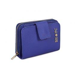 Γυναικείο Πορτοφόλι Χρώματος Μπλε Beverly Hills Polo Club 1507 668BHP0558