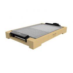 Ηλεκτρική Ψηστιέρα - Γκριλιέρα 2000 W Tasty & Grill 2000 Bamboo MixStone Cecotec CEC-03091
