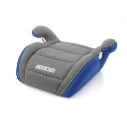 Παιδικό Κάθισμα Αυτοκινήτου Χρώματος Γκρι - Μπλε για Παιδιά 15-36 Kg Sparco Booster GR 2+3 00924GR