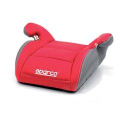 Παιδικό Κάθισμα Αυτοκινήτου Χρώματος Κόκκινο - Γκρι για Παιδιά 15-36 Kg Sparco Booster GR 2+3 00924RS